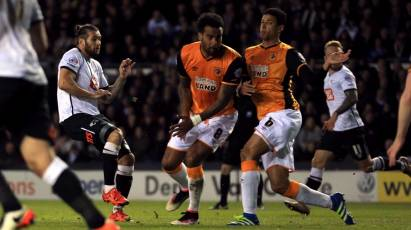 Rams Classics: Derby County 4-0 Hull City - 5th April 2016