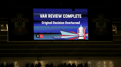 VAR To Be Used In FA Cup Fifth Round Clash Against Brighton