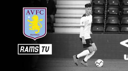 Watch Derby County Under-23s Take On Villa For FREE