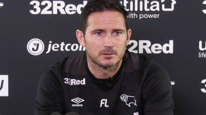 Watch Frank Lampard's Press Briefing Ahead Of Ipswich Town Clash