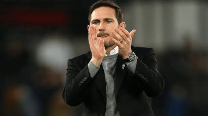 Lampard Pays Tribute To Supporters Ahead Of Two Long Away Trips