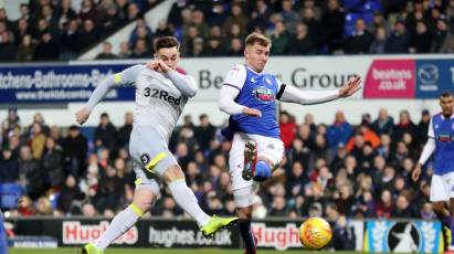 Rams Take A Point From Portman Road