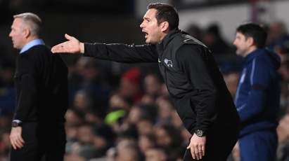 Lampard Frustrated Following Draw Against Ipswich Town