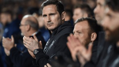 Lampard Eyeing Another Cup Scalp This Weekend