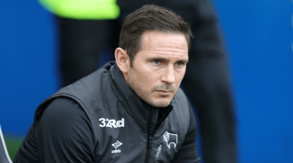Lampard Disappointed With First Half Display But Praises Second Half Performance