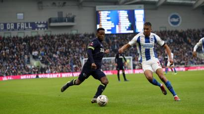 Rewatch Rams FA Cup Clash With Brighton In Full