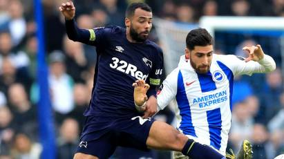 Rams Bow Out Of FA Cup After 2-1 Defeat To Brighton