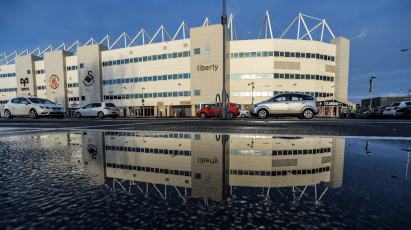 Swansea City Fixture Re-Arranged