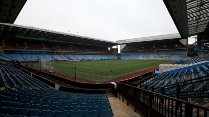 Aston Villa Ticket Trial