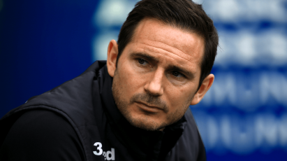 Managing Squad Is Lampard's Main Job