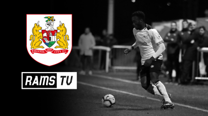 Watch Derby's U23s Take On The Robins LIVE + FREE On RamsTV