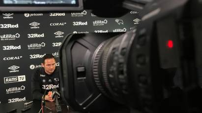 Lampard Addresses The Media Ahead Of The East Midlands Derby