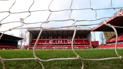 Message To Supporters Ahead Of Forest Fixture