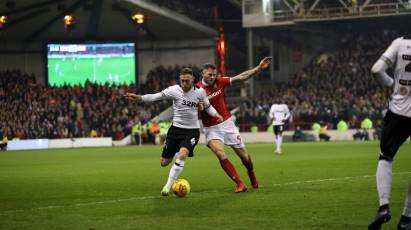Rams Fall To Forest In East Midlands Derby
