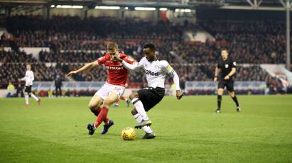 Nottingham Forest 1-0 Derby County