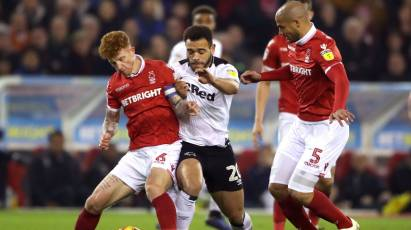 Watch Derby County Take On Nottingham Forest In Full
