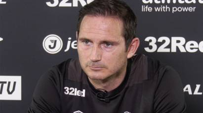 Watch Lampard's Pre-Villa Media Briefing In Full