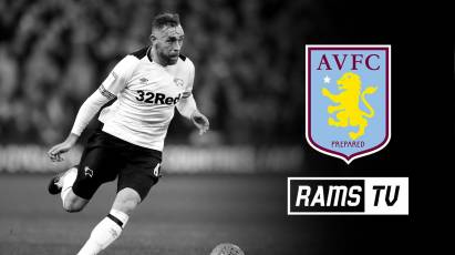 How To Watch Derby's Trip To Villa Park On RamsTV