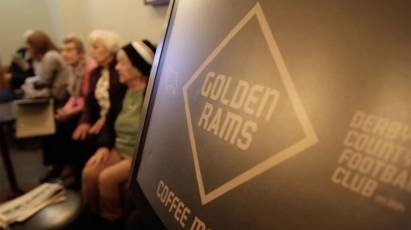 Golden Rams Meet For Their Monthly Coffee Morning
