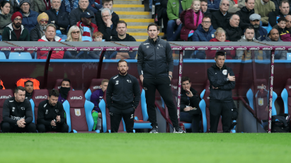 Lampard Reacts To Aston Villa Defeat
