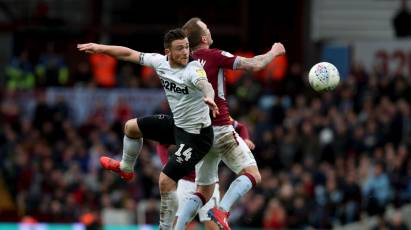 Watch Derby County Take On Aston Villa In Full