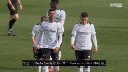Derby County U18s 2-1 Newcastle United U18s