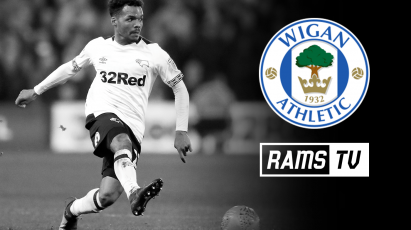 Can't Make It To The Game? Watch Derby Vs Wigan LIVE On RamsTV!