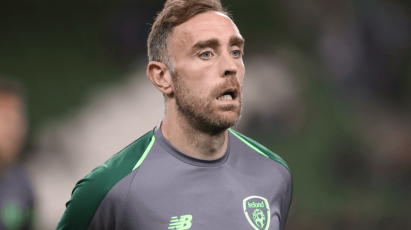 Keogh Provisionally Called Up For Republic Of Ireland Squad