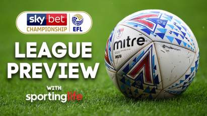 Sporting Life Preview - Derby County vs. Sheffield Wednesday