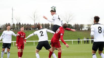 Young Rams Fall To Defeat Against Liverpool