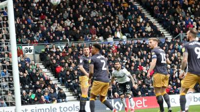 Rams Settle For 1-1 Draw Against Sheffield Wednesday