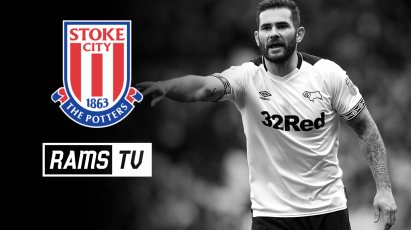 Can't Make it To Pride Park? Watch Derby Vs Stoke LIVE On RamsTV!