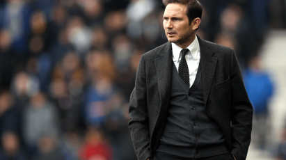Lampard Provided Injury Boost Ahead Of Stoke City Clash
