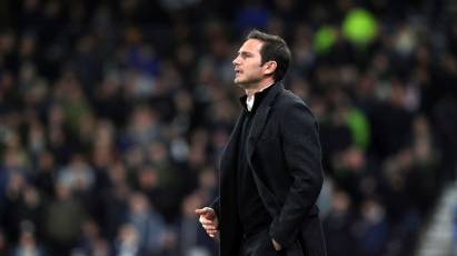 Lampard Disappointed With Draw Following 'Fantastic Performance'