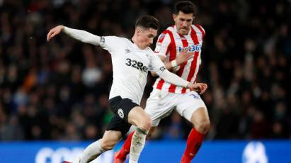 Derby County 0-0 Stoke City
