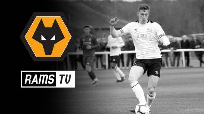 Under-23s Cup Clash With Wolves Free To Watch On RamsTV