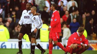 Rams Classics: Derby County 3-2 Liverpool - March 13th 1999