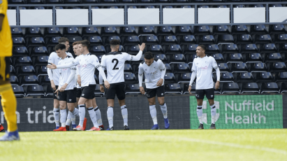 Relive Derby County U23s Victory Against Wolverhampton Wanderers In Full