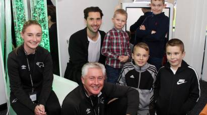 Sensory Room Added To Pride Park Stadium