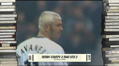 Rams Classics: Derby County 2-2 Manchester United - 3rd March 2002