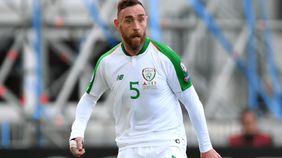 Keogh Keeps Clean Sheet For Republic Of Ireland