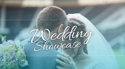 Wedding Showcase At Pride Park Stadium