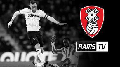 How To Watch Derby's Clash With The Millers LIVE On RamsTV