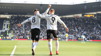 Derby County 6-1 Rotherham United