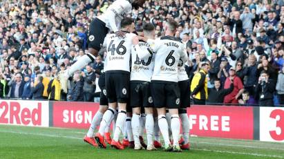 Derby's 'Super Six' Creates Pride Park History
