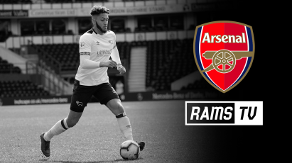 Watch Derby's Under-23s Take On Arsenal For FREE On RamsTV