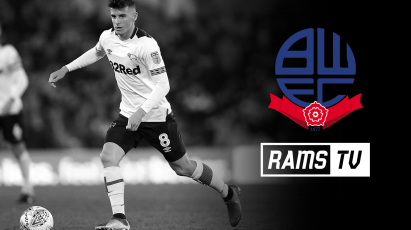 Derby Vs Bolton Available to Watch On RamsTV Outside The UK