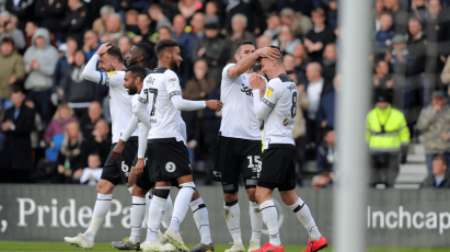 Derby County 4-0 Bolton Wanderers