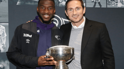 Supporters' Club Player Of The Season Awards Night