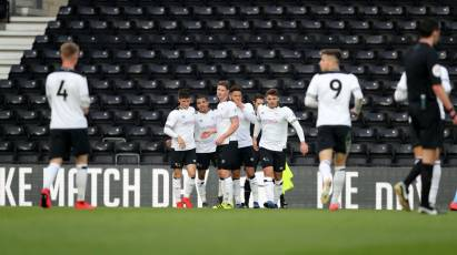 Relive Derby County U23s Draw Against West Ham In Full